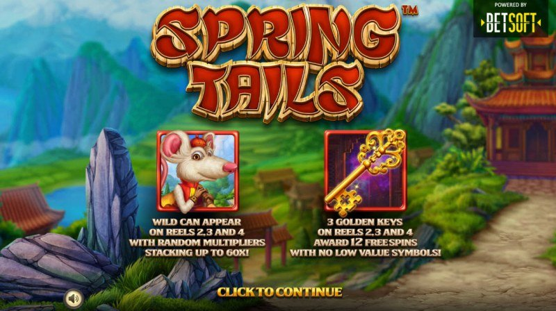 Spring Tails :: Introduction