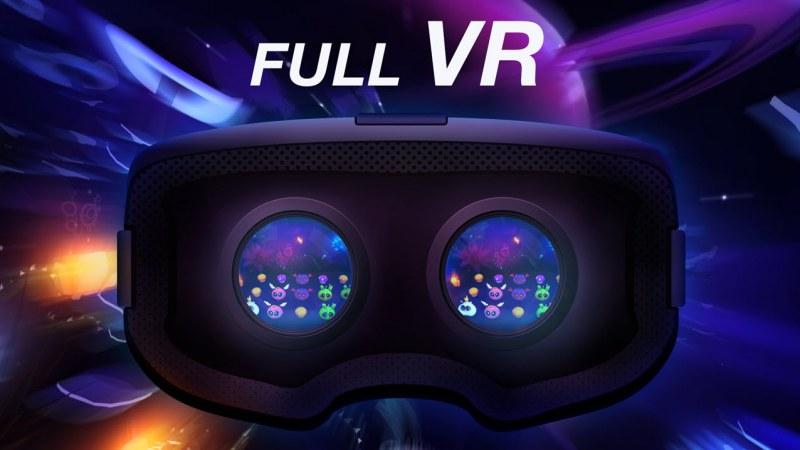 Sprinkle :: Full VR Mode