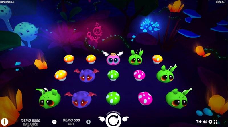 Sprinkle :: Main Game Board