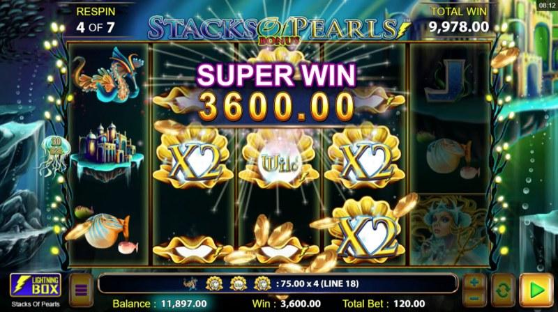 Stacks of Pearls :: Super Win