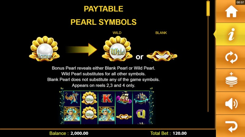 Stacks of Pearls :: Pearl Symbols