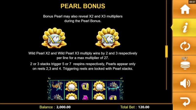 Stacks of Pearls :: Pearl Bonus