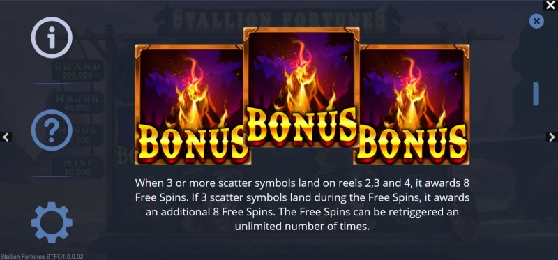 Stallion Fortunes :: Free Game Rules