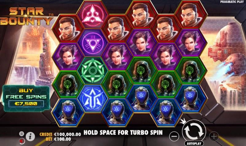 Star Bounty :: Main Game Board