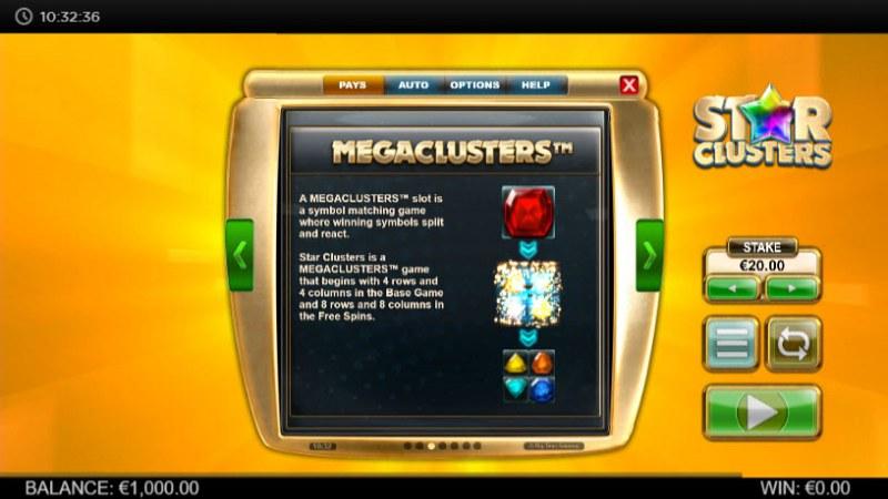Star Clusters Megaclusters :: Megaclusters