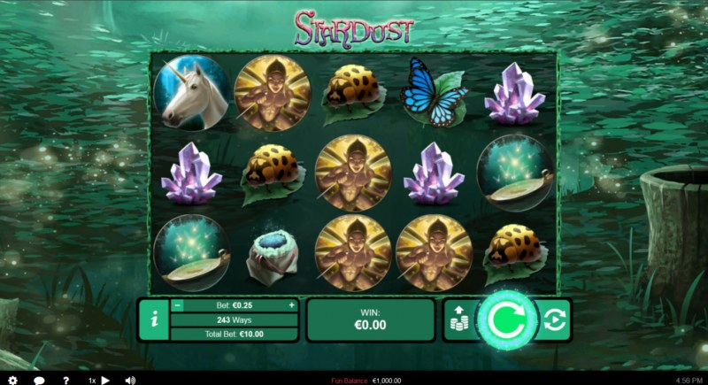 Stardust :: Main Game Board