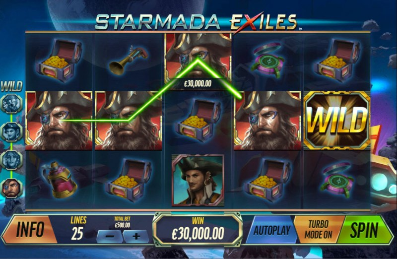 Starmada Exiles :: A five of a kind win