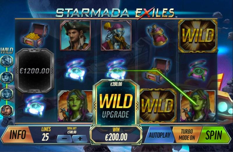 Starmada Exiles :: Wild Upgrade