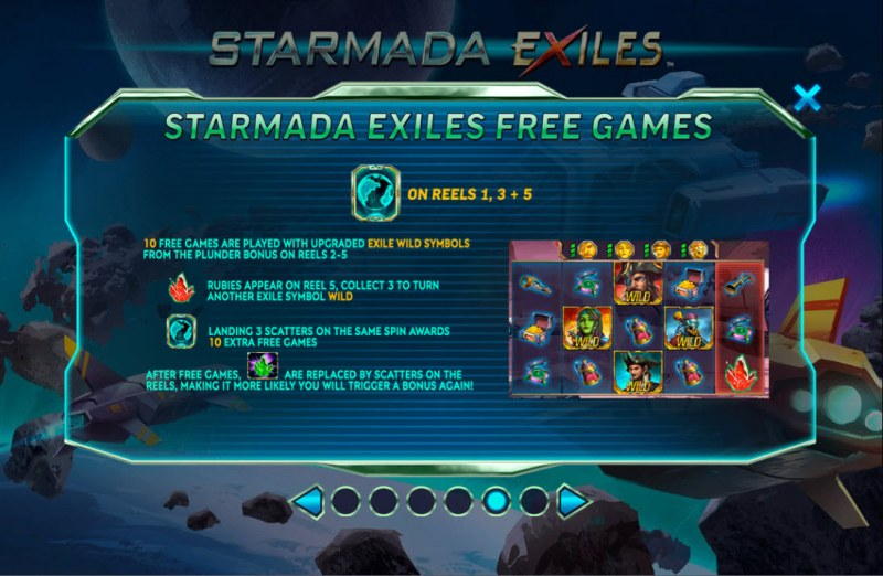 Starmada Exiles :: Free Game Rules