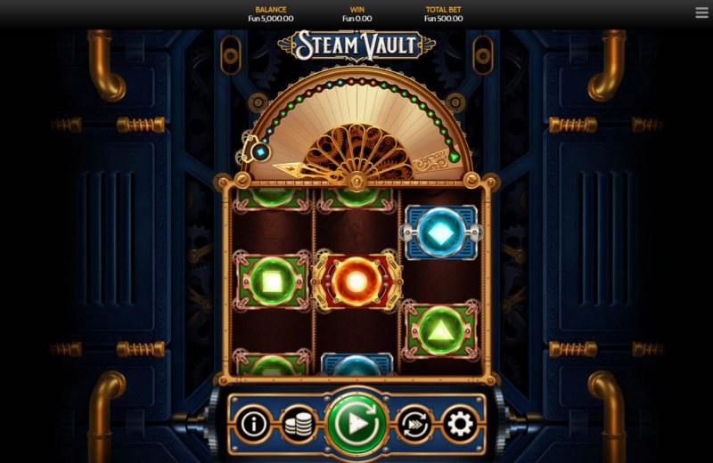Steam Vault :: Main Game Board