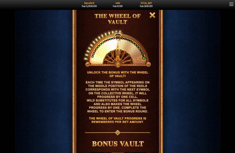 Steam Vault :: Feature Rules