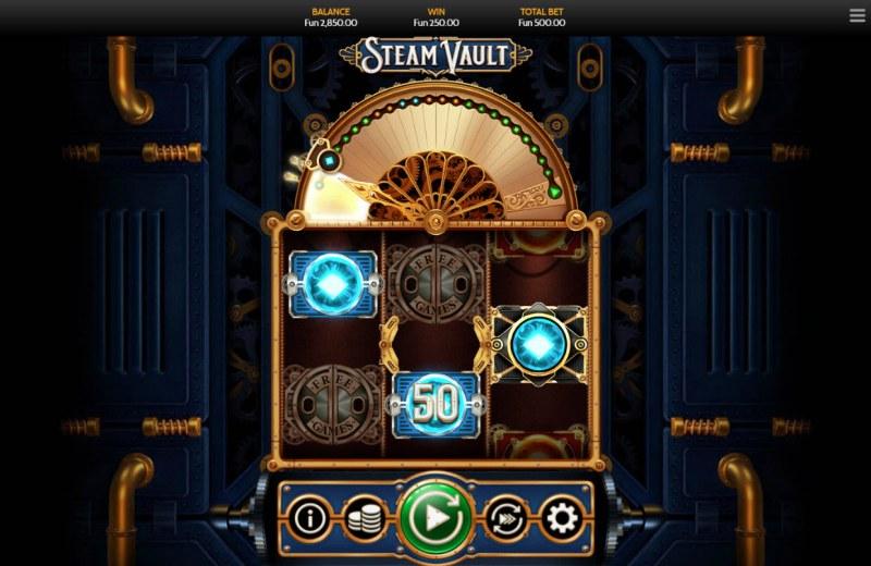 Steam Vault :: Three of a kind