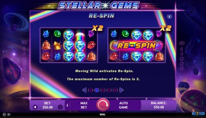 Stellar Gems :: Re-Spin