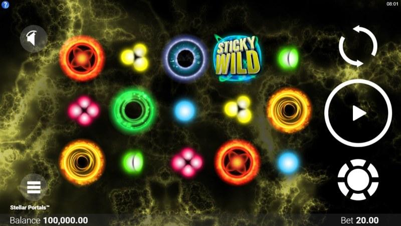 Stellar Portals :: Main Game Board