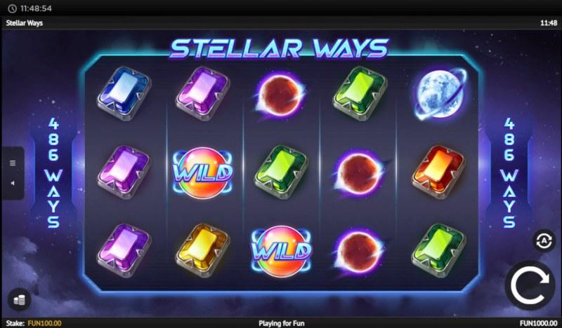 Stellar Ways :: Main Game Board