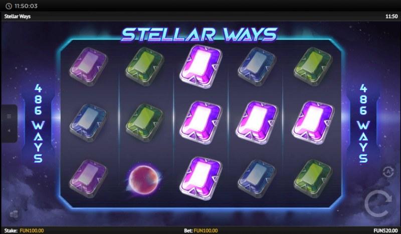 Stellar Ways :: Game Pays In Both Directions