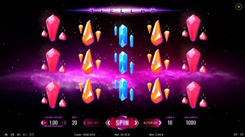 Stellar :: Main Game Board