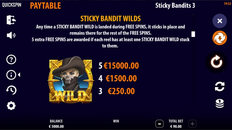 Sticky Bandits 3 Most Wanted :: Sticky Bandit Wilds
