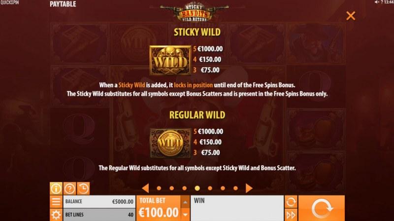 Sticky Bandits Wild Return ::