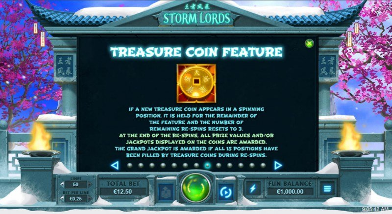 Storm Lords :: Feature Rules