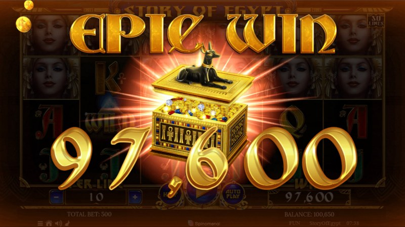 Story of Egypt :: Epic Win