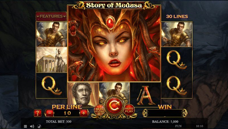 Story of Medusa :: Main Game Board