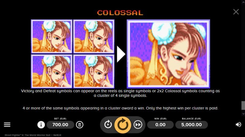 Street Fighter II :: Colossal Feature