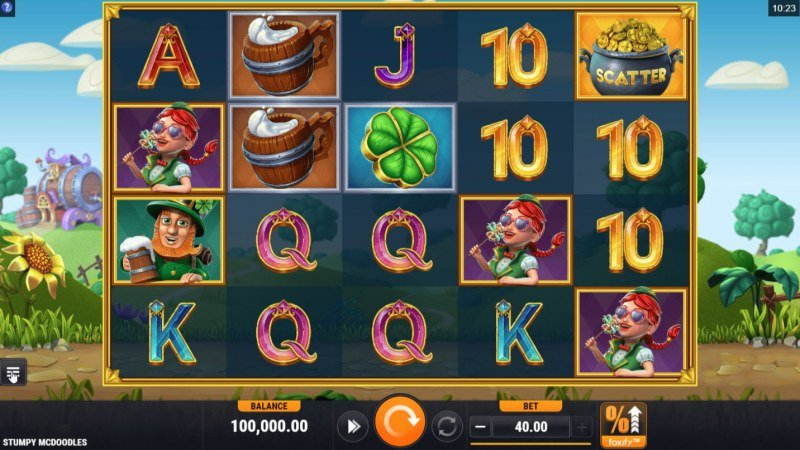 Play slots at Win Windsor: Win Windsor featuring the Video Slots Stumpy McDoodles with a maximum payout of $16,000