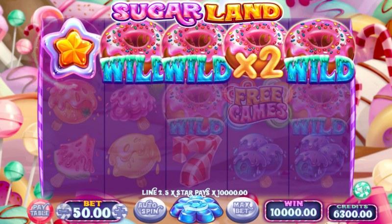 Sugar Land :: Five of a kind