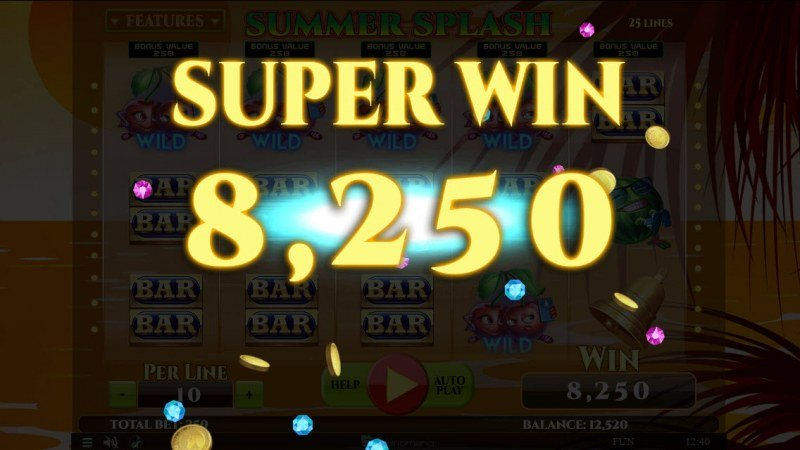 Summer Splash :: Super Win