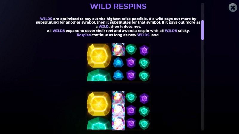 Suncatcher Gigablox :: Wild Respins
