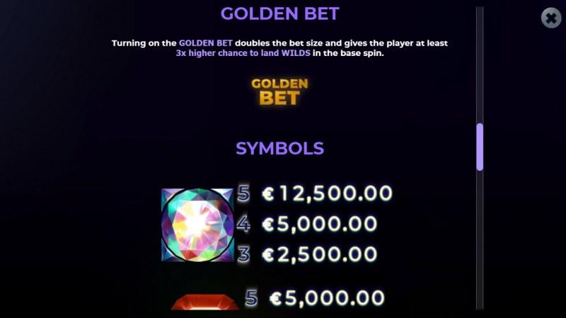 Suncatcher Gigablox :: Golden Bet