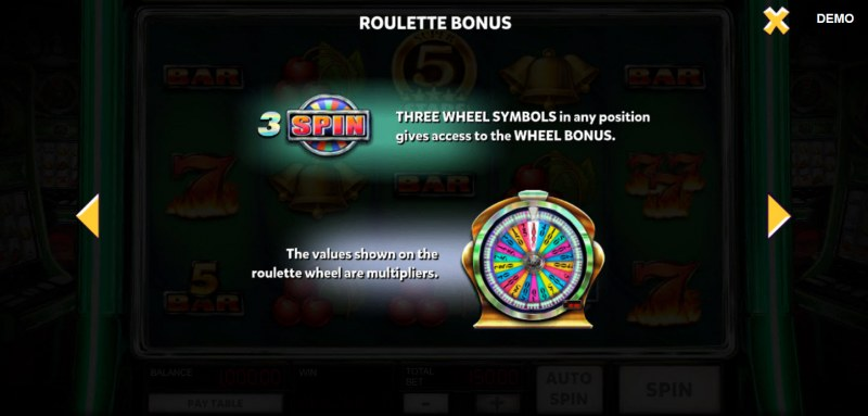 Super 10 Stars :: Roulette Bonus