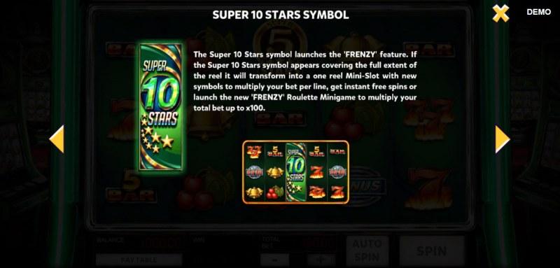 Super 10 Stars :: Super 10 Stars Symbol