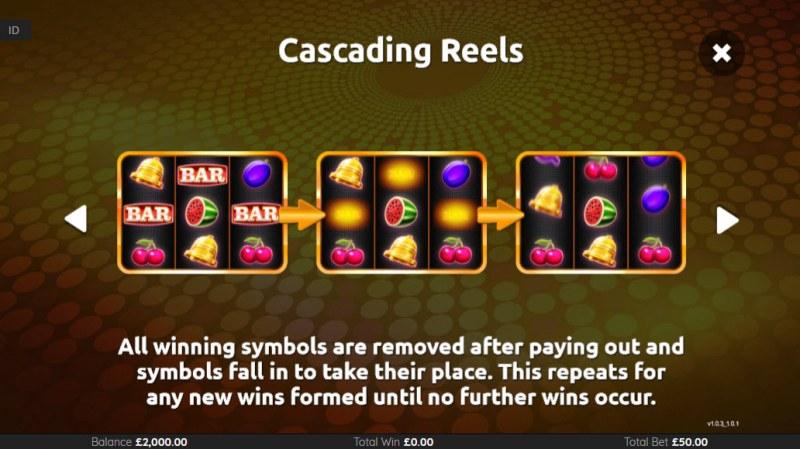 Super 7 Wilds :: Cascading Reels