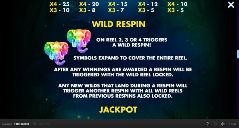 Super Elephant :: Wild Respin