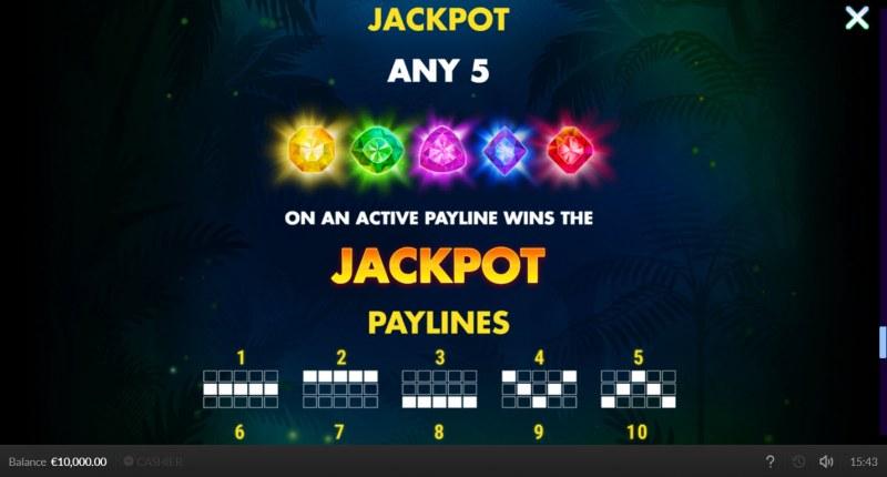 Super Elephant :: Jackpot Rules
