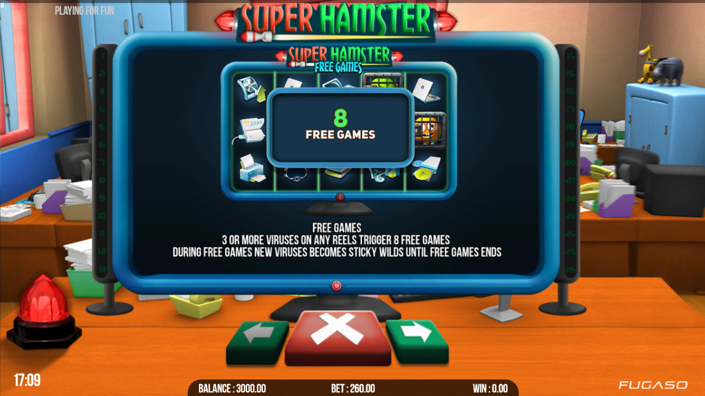 Play slots at Boo Casino: Boo Casino featuring the Video Slots Super Hamster with a maximum payout of $100,000