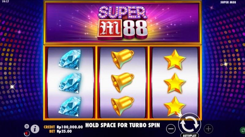 Super M88 :: Main Game Board