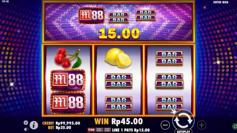 Super M88 :: Multiple winning paylines