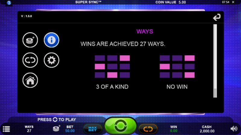 Super Sync :: 27 Ways to Win