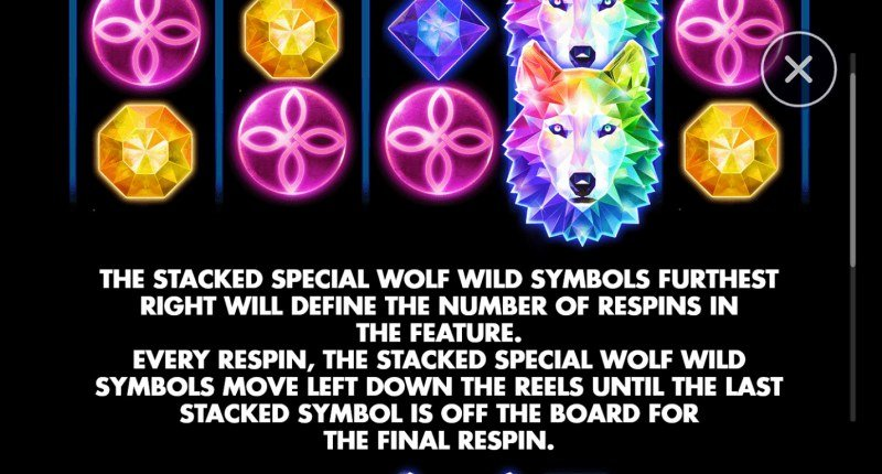 Super Wolf :: Feature Rules