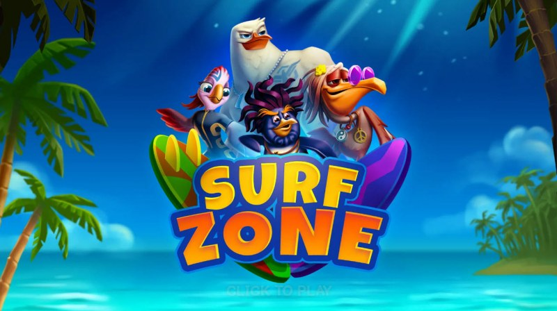 Surf Zone :: Splash Screen