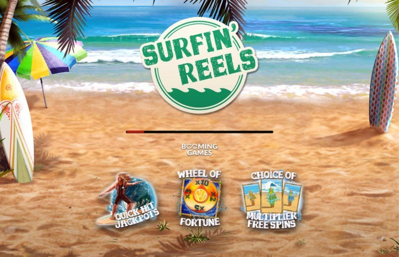 Play slots at Wild Tornado: Wild Tornado featuring the Video Slots Surfin' Reels with a maximum payout of $20,000