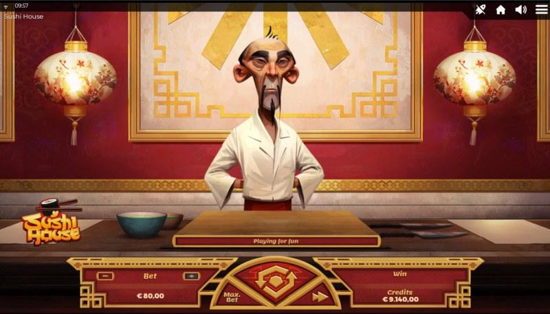 Sushi House :: Main Game Board