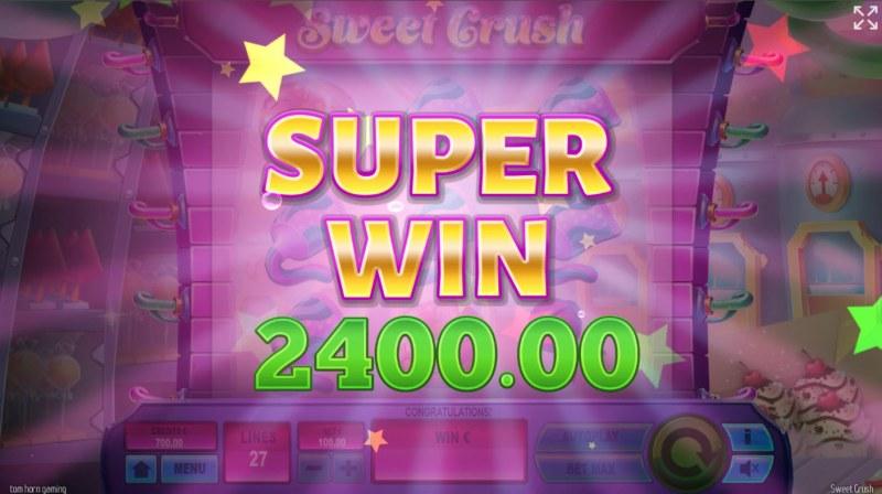 Sweet Crush :: Super Win