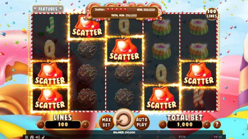 Sweet Win :: Scatter Win