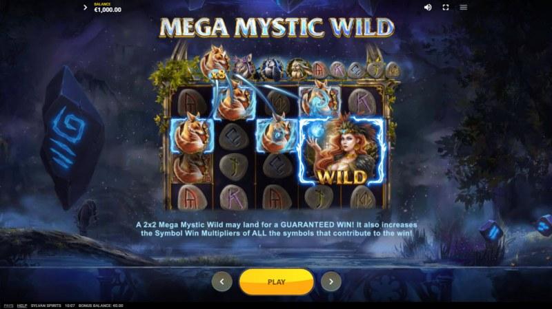 Sylvan Spirits :: Mega Mystic Wild