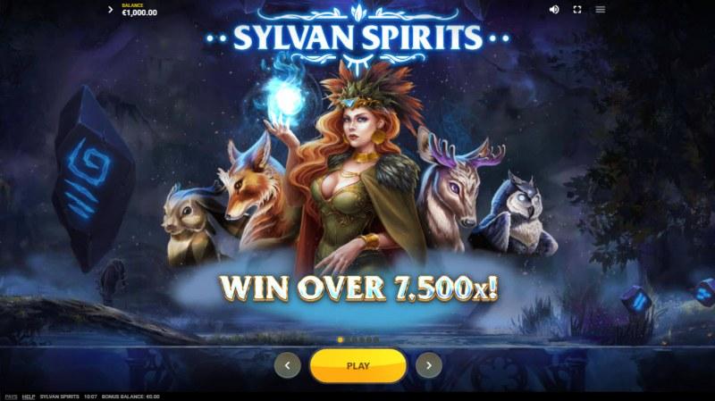 Sylvan Spirits :: Win Over 7500x