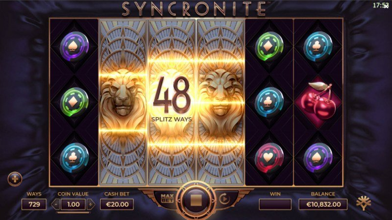 Syncronite :: Splitz symbols